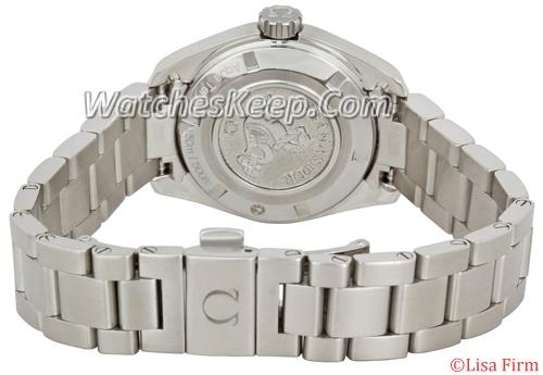 Omega Seamaster OM23110306106001 Ladies Watch