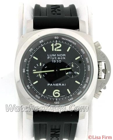 Panerai Luminor Chronograph PAM00212 Automatic Watch