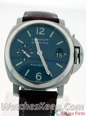 Panerai Luminor Marina PAM00070 Mens Watch