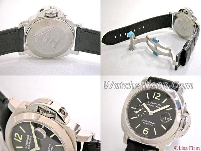 Panerai Luminor Marina PAM00104 Automatic Watch