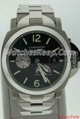 Panerai Luminor Power Reserve PAM00171 Black Dial Watch