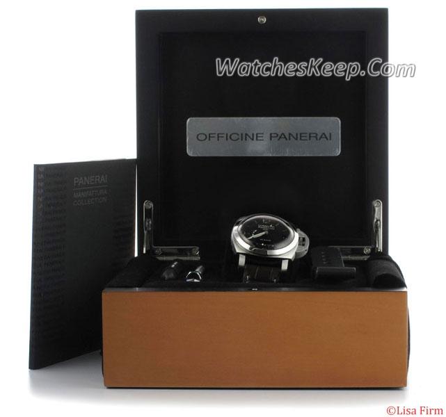 Panerai Manifattura Luminor PAM00270 Mens Watch