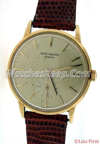 Patek Philippe Calatrava 3425J Mens Watch