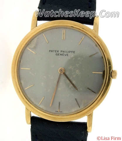 Patek Philippe Calatrava 3520J Mens Watch