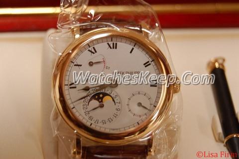 Patek Philippe Complications 5054J Mens Watch
