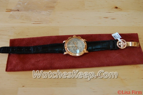 Patek Philippe Complications 5070R Mens Watch