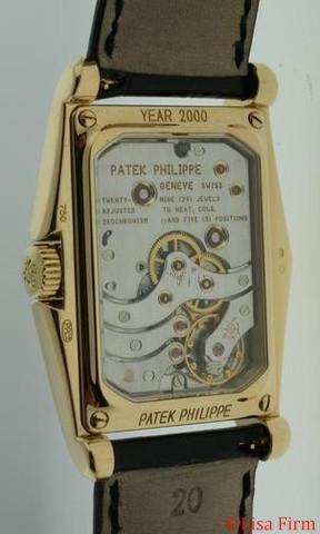 Patek Philippe Complications 5100J Mens Watch