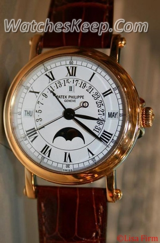 Patek Philippe Grand Complications 5059R Mens Watch