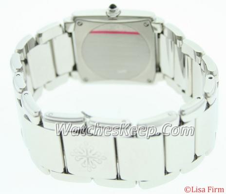 Patek Philippe Twenty-4 4910/10A Diamond Dial Watch
