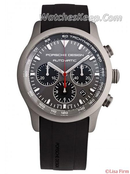 Porsche Design Dashboard 6612.10.50.1139 Mens Watch