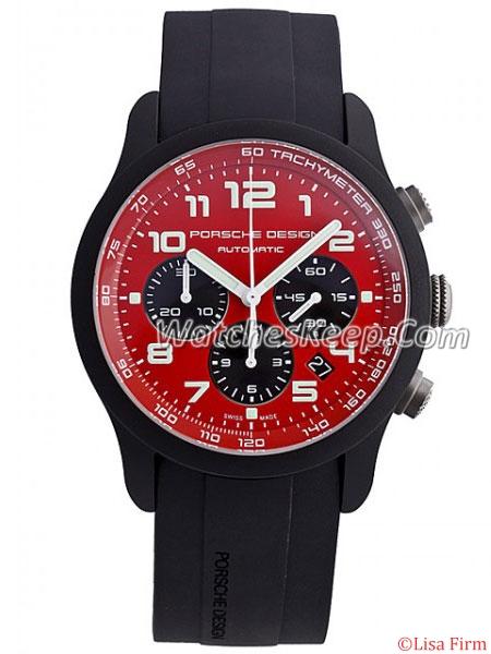 Porsche Design Dashboard 6612.17.86.1139 Mens Watch