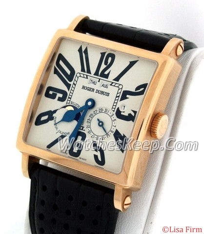 Roger Dubuis Golden Square G40 Mens Watch