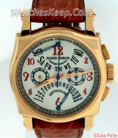 Roger Dubuis Sympathie SY37 Mens Watch