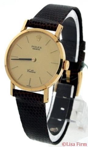Rolex Cellini 4109 Ladies Watch