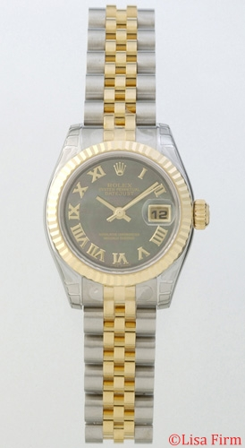 Rolex Datejust Ladies 179173 Automatic Watch
