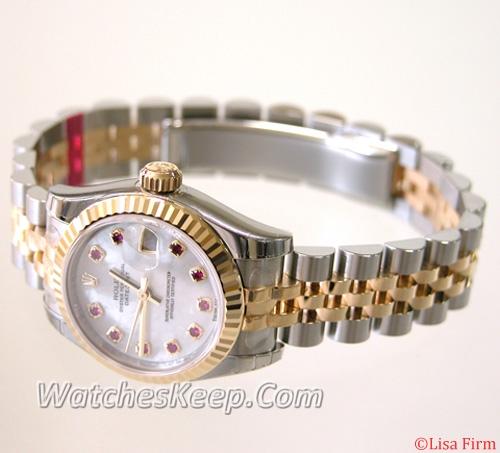 Rolex Datejust Ladies 179173WDJ Mens Watch