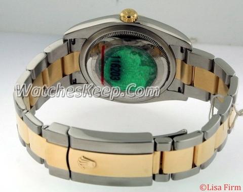 Rolex Datejust Men's 116233 Automatic Watch Watch