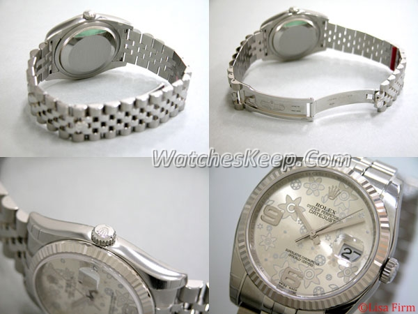 Rolex Datejust Men's 116234 Automatic Watch Watch