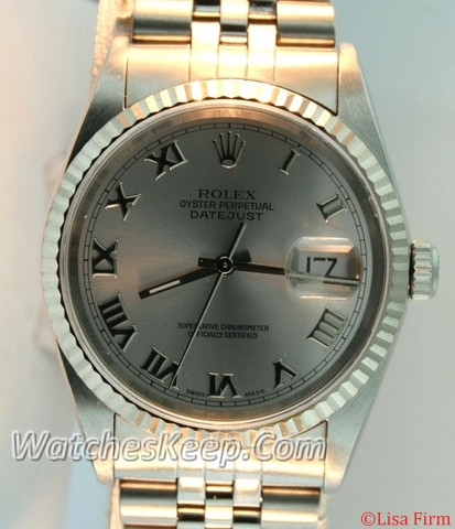 Rolex Datejust Men's 16234 Mens Watch