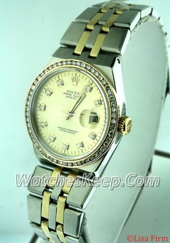 Rolex Datejust Men's 17013 Mens Watch