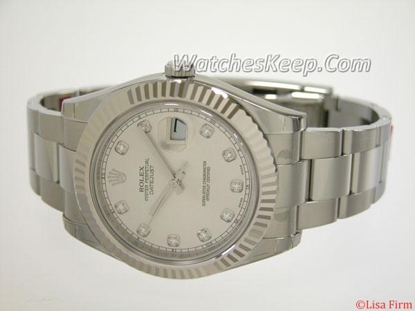 Rolex Datejust Midsize 116334SDO Mens Watch