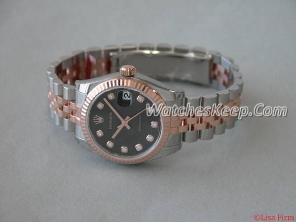 Rolex Datejust Midsize 178271 Unisex Watch