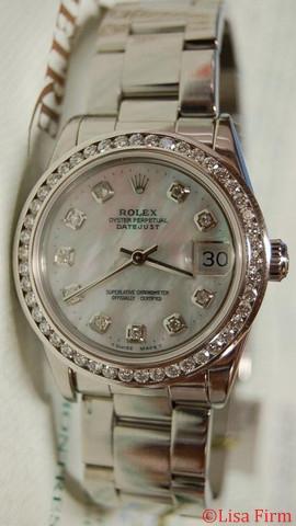 Rolex Datejust Midsize 78240 Automatic Watch