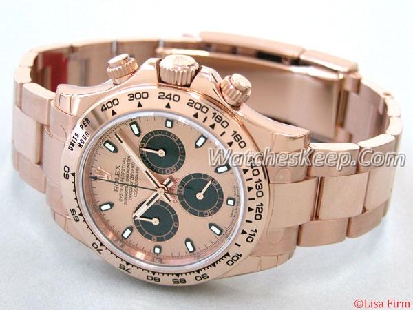 Rolex Daytona 116505CS Mens Watch