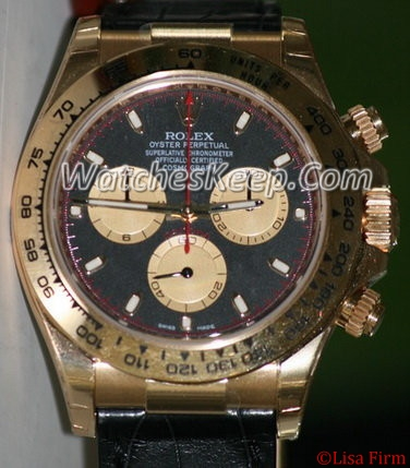 Rolex Daytona 116518 Round Shape Watch
