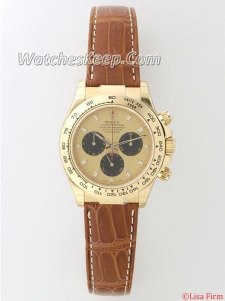 Rolex Daytona 116518CSL Mens Watch