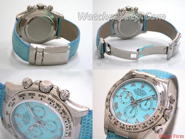 Rolex Daytona 116519 Blue Dial Watch