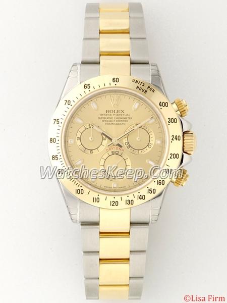 Rolex Daytona 116523CSO Mens Watch
