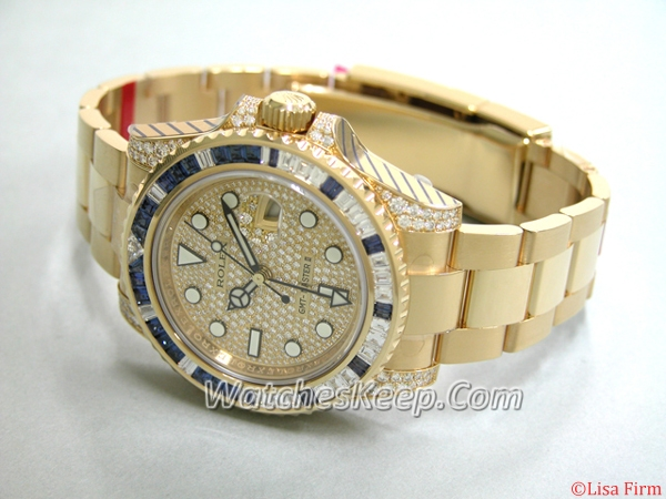 Rolex GMT-Master 116758 Automatic Watch