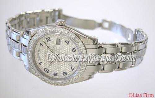 Rolex Masterpiece 18956 Mens Watch