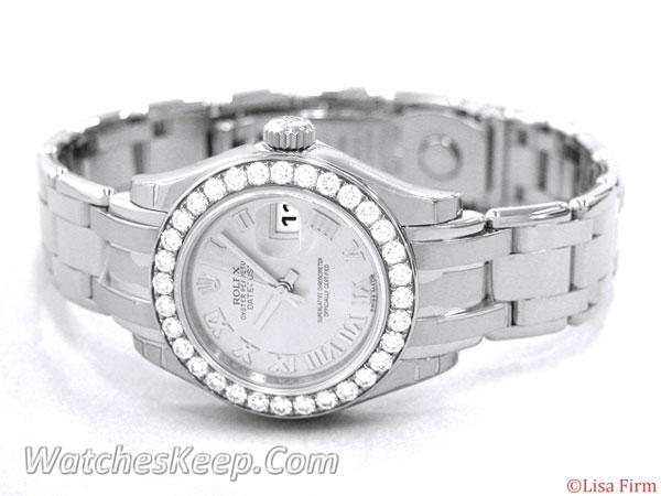 Rolex Masterpiece 80299 Ladies Watch