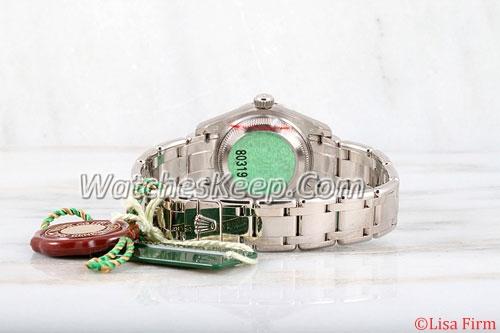Rolex Masterpiece 80319 Ladies Watch