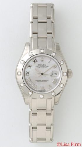 Rolex Masterpiece 80319 Mens Watch