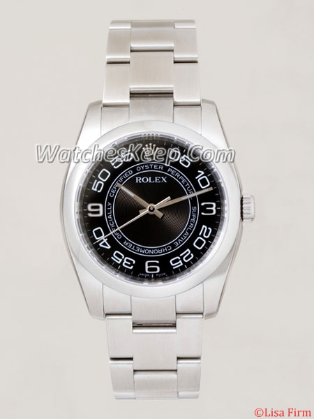 Rolex Oyster Date 116000BKCAO Mens Watch