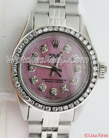 Rolex Oyster Perpetual 67180 Ladies Watch