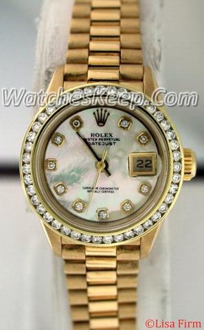 Rolex President 79178 Ladies Watch