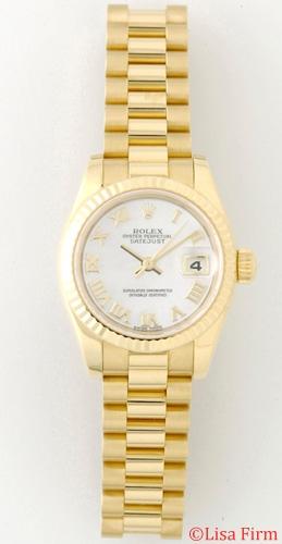 Rolex President Ladies 179178 Mens Watch