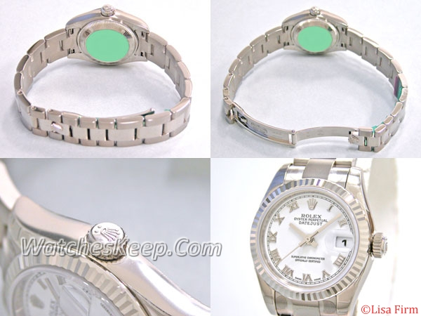 Rolex President Ladies 179179 Ladies Watch