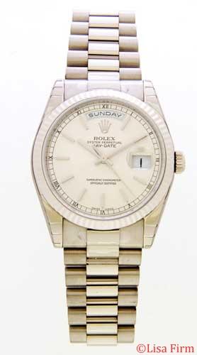 Rolex President Midsize 118239A Automatic Watch