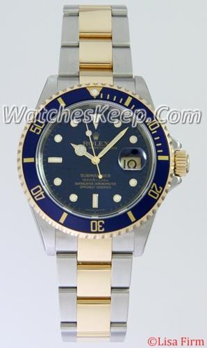 Rolex President Midsize 16613 Mens Watch