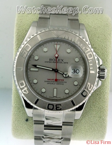 Rolex Yachtmaster 16622 Grey Dial Watch