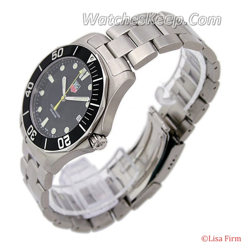 Tag Heuer Aquaracer WAB1110.BA0800 2000 Mens Watch