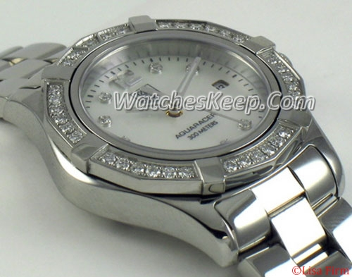 Tag Heuer Aquaracer WAF1416.BA0813 Ladies Watch