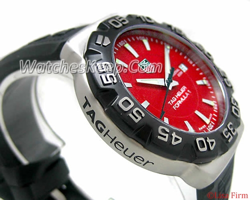 Tag Heuer Formula 1 WAH1112.BT0714 Mens Watch