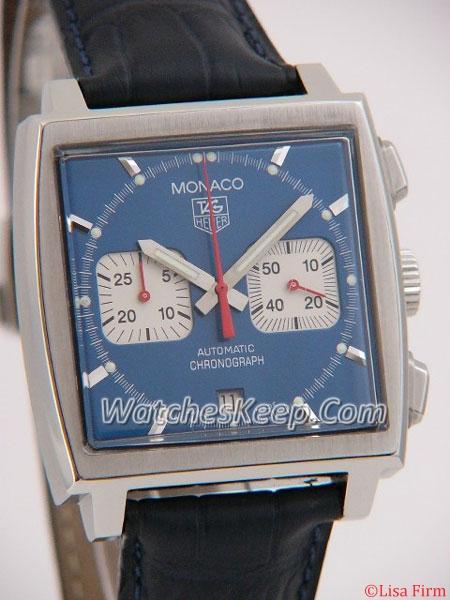Tag Heuer Monaco CW2113.FC6183 Mens Watch