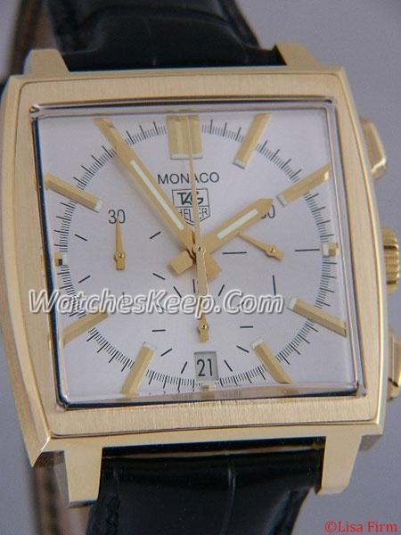 Tag Heuer Monaco CW5140.FC8144 Mens Watch